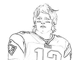 american football club new england patriots coloring pages