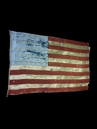 old glory flag national museum of american history