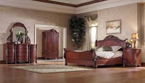 wood king size bedroom sets classical home bedroom set wood hand carving king size bed id