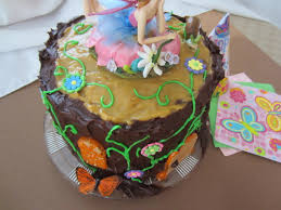 fairy house birthday cake partykitchen