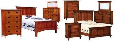 Handcrafted Wood Bedroom Furniture - amish woodworking handcrafted furniture made in the usa
