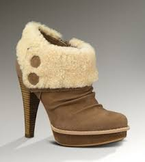 ugg boots womens heels ugg boots georgette 1001715 fawn outlet 210 00 ugg