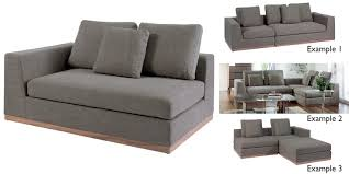 Muji Sofa Bed Review Dwell Modular Sofa The Nunhead Slum Pinterest Modular Sofa