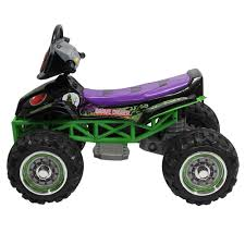 monster truck grave digger toys monster jam grave digger monster jam grave digger quad 12 volt