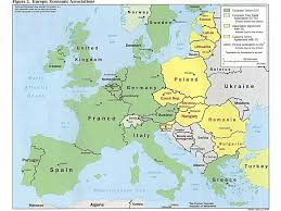 map western europe cities map of west europe with cities major tourist