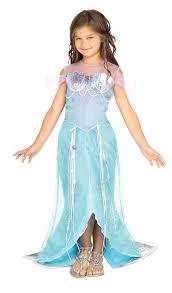 Mermaid Halloween Costume Adults Girls Blue Mermaid Princess Fancy Dress Costume 1 2 Yrs Toddler