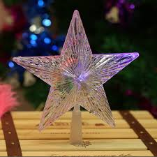 online buy wholesale led christmas tree star from china led