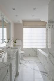 Artistic Bathroom Appearance Beautify Houses With Marble Bathroom Design Ideas