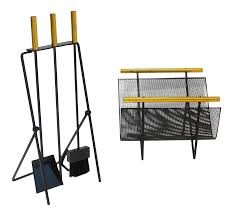 luxury gene tepper fireplace tool set decaso