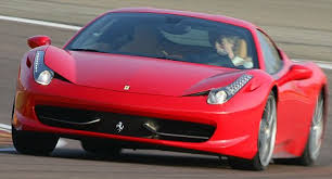 all the ferraris so so all 458 italia model is finest sports car