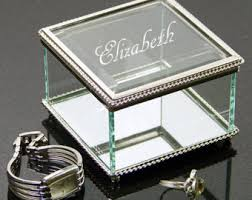 Personalized Photo Jewelry Box Personalized Expressions Glass Engraved Jewelry Box Great Gift For
