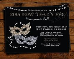 new years or birthday party invitation stock image best 25 masquerade party invitations ideas on