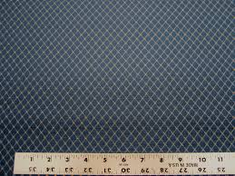 Blue Upholstery Fabric Yards Of Sunbury Blue Diamond Upholstery Fabric