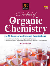 a textbook of organic chemistry for all engineering entrance