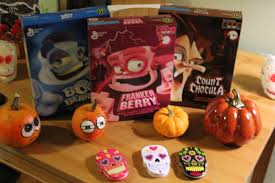 halloween special monster cereal showdown clash mccoy