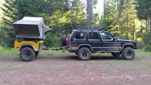 jeep camping mods the crankshaft culture camping setup youtube