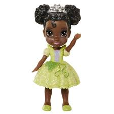 Disney Princess Mini Toddler Figurine Doll Tiana Walmart Canada
