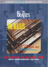 50th Anniversary Photo Album The Beatles Please Please Me 50th Anniversary Edition Cd
