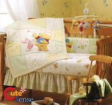 Winnie The Pooh Nursery Bedding Sets Winnie The Pooh Baby Crib Set Style By Modernstork