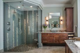 Curio Cabinet Asheville Nc Asheville North Carolina United States Pebble Stone Shower
