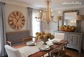 Dear Chandelier Dear Lillie Updated Dining Room