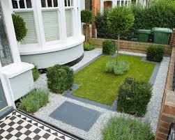 very small garden houzz
