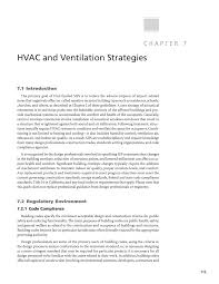 chapter 7 hvac and ventilation strategies guidelines for
