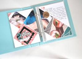 6x8 photo album artful leigh my 6x8 project album for littlesummerjoy