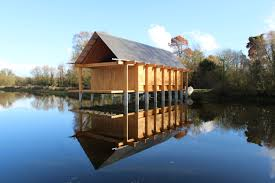 the fishing hut u0027 hampshire niall mclaughlin architects price