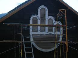 attic ventilation baffles roof calculation types best ideas ridge