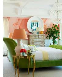 bedroom awesome white green peach bedroom design lime green