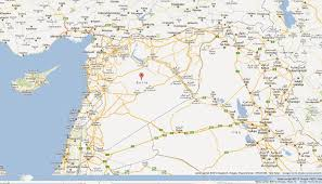 Syria World Map by Syria Map
