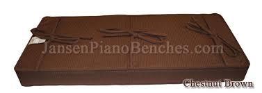 Piano Bench Pad Piano Bench Cushions