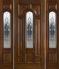 Fiberglass Exterior Doors With Sidelights Luxury Fiberglass Entry Doors With Sidelights Crustpizza Decor