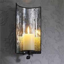 Mosaic Wall Sconce Decorative Wall Sconces Sconces For Bathroom Wooden Drawers And A