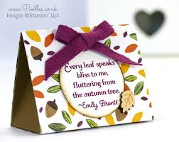 thanksgiving cards online stampin u0027 up into the woods tent tutorial youtube