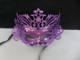new fashion queen mask gold dust masquerade colorful halloween