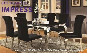 formal dining room sets