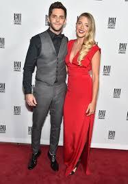 thomas rhett and wife lauren u0027s most stylish moments