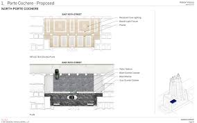 Floor Plans With Porte Cochere Waldorf Astoria U0027s Condominium Conversion Moves Forward With