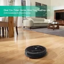 Roomba Laminate Floor Amazon Com Ghb Accessories For Irobot Roomba 880 860 870 871 980