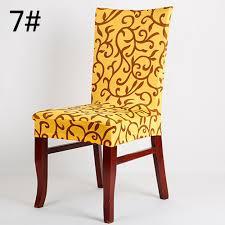 online shop 1 pc soft stretch spandex pattern dining living room