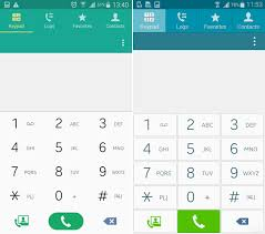 kitkat contacts apk dialer contacts and messaging image from note 4 with lollipop