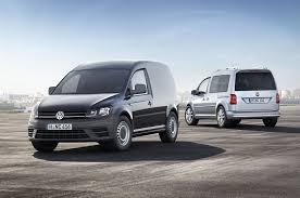 volkswagen van front volkswagen investigates vans and pickups for u s market