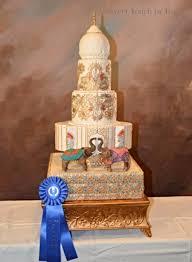 Elegant Indian Wedding Cake Cakecentral Com