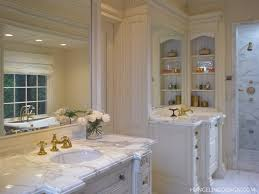 His And Hers Bathroom by Luxury Kitchen Designer Hungeling Design Clive Christian