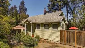 guest house plans 500 square feet a 748 square feet cottage in lake oswego oregon beautiful small