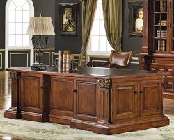 Small Executive Desks Princeton Executive Desk Traditional Home Office Other Metro Small