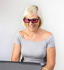 blue light blocking glasses that fit over prescription glasses swannies fitovers wear over your prescription glasses or readers