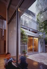bureau logement 02 cour jardin extension villa logement bureau coeur ilot paris5